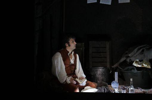 Jonas Kaufmann als Andrea Chénier. Foto: Patricia Sigerist