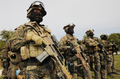 Rechtsextremismus-Verdacht bei KSK-Elitesoldaten