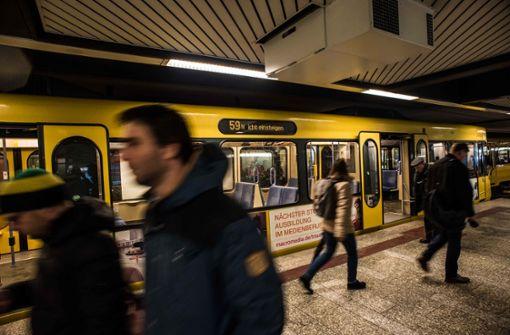 Kitas, Busse und Bahnen bestreikt