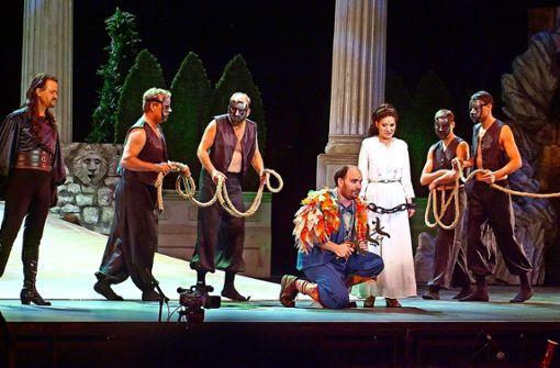Märchenhafte Oper in der Liederhalle