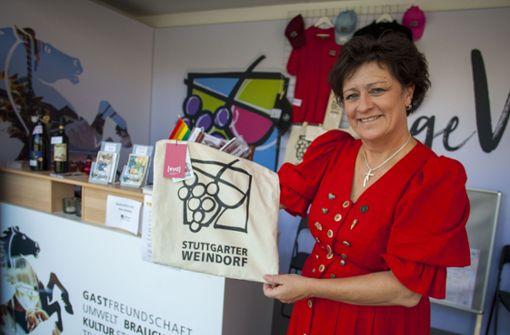 Wer einen Jutebeutel erwirbt, tut gleich noch etwas Gutes – die acht Euro pro Stück gehen komplett an ein Projekt, das Frauen aus der Zwangsprostitution hilft. Foto: Lichtgut/Leif Piechowski