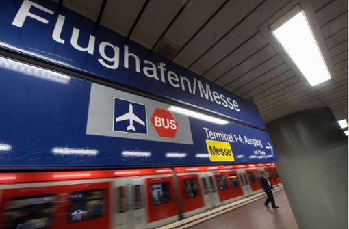 Frühe Flüge künftig mit der S-Bahn erreichbar