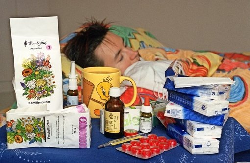 Grippewelle: Das Schlimmste ist überstanden