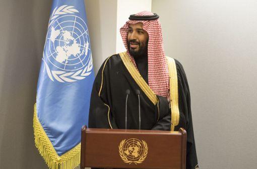 """""""Salman ist  ein außenpolitischer Hardliner"""""""