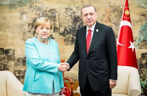 Merkel will Erdogan treffen