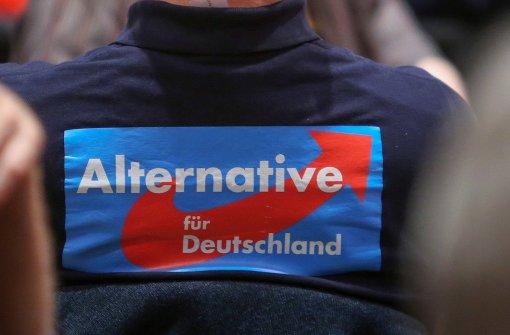 AfD-Spitzenkandidat verkauft NS-Orden