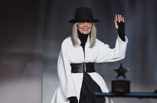 Diane Keaton für Lebenswerk ausgezeichnet