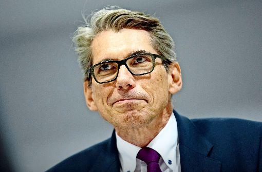DAK-Chef Storm fordert deutlich mehr Geld für Pflege