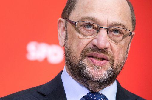 Schulz: Kein Omen für Bundestagswahl