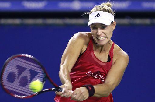 Angelique Kerber erreicht Viertelfinale