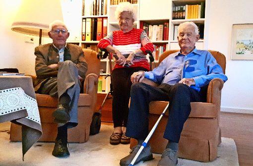 Der Sieg der Senioren
