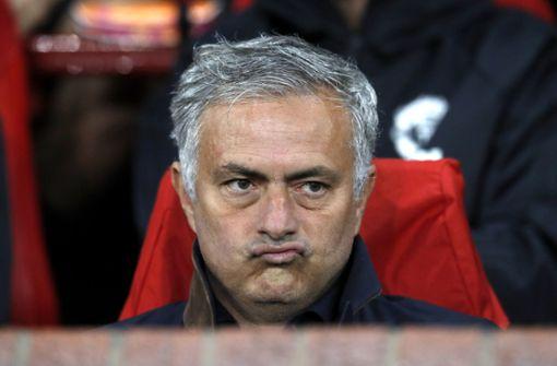 Manchester United setzt José Mourinho vor die Tür