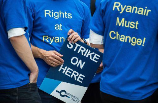 Lektion für Ryanair-Chef
