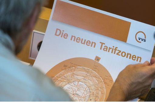 Alle Nutzer des VVS sollen von der Tarifreform profitieren. Foto: Lichtgut/Leif Piechowski