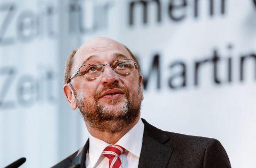 Schulz will längere Bezugsdauer von Arbeitslosengeld I