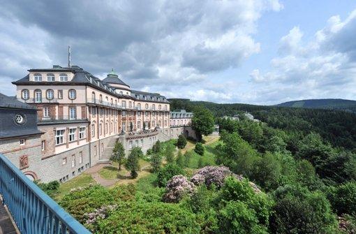 Das Schlosshotel Bühlerhöhe Foto: dpa
