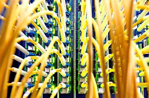 60 Millionen fürs megaschnelle Internet