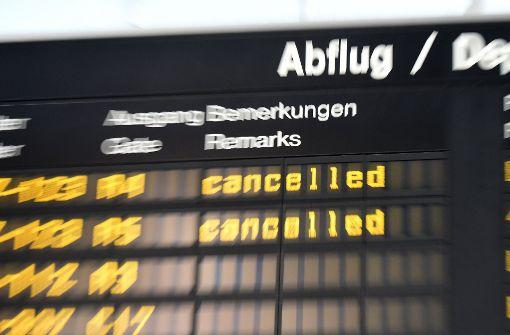 Airport-Sperrung nach Unfall von Privatflugzeug