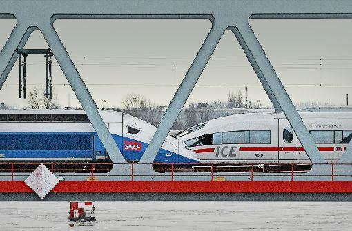 Siemens mit  Alstom auf Fusionskurs
