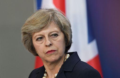 Britische Regierung will an Brexit-Zeitplan festhalten