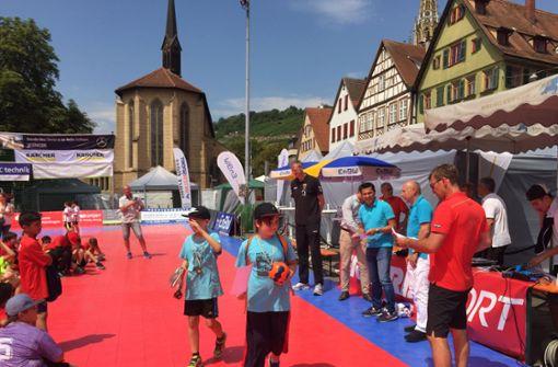 Sieben-Meter Krimi bei den Stadtmeisterschaften