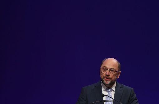 Schulz soll Bürgern mehr versprechen