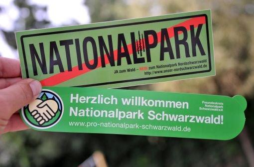 Nationalpark-Gutachten in der Diskussion