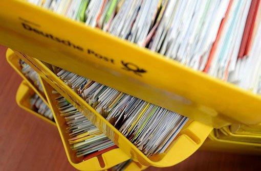 Briefe Und Pakete Waiblingen : Warnstreiks bei der post briefe und pakete bleiben liegen