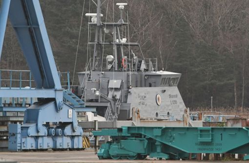 Bericht: Bundesregierung genehmigt Kriegsschiff-Export nach Ägypten