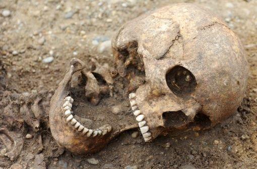 Archäologen sind keine Bauverhinderer