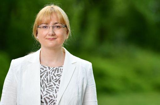 Patricia Rebmann tritt Amt als Bürgermeisterin an