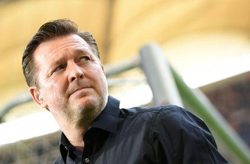HSV verlängert mit Trainer Christian Titz