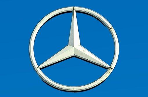 Daimler: Absatz in Europa zieht weiter an
