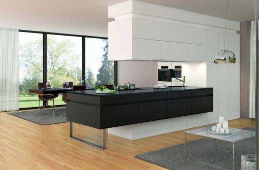 Modernes Wohnen: Küche: Lebensraum Für Alle   Bauen U0026 Wohnen   Stuttgarter  Nachrichten