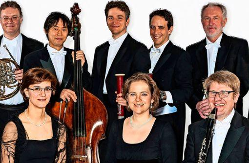Stuttgart Winds: Musik mit Genuss