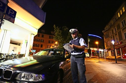 Auf Streife in Bad Cannstatt