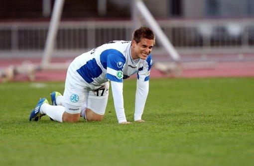 Stuttgarter Kickers verlieren 0:2