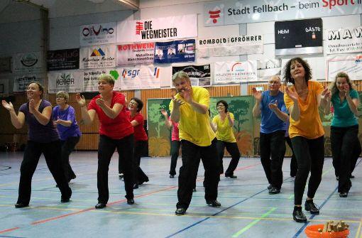 Ein Kaleidoskop an Tänzen