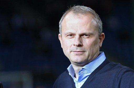 Jochen Schneider verlässt den VfB Stuttgart sofort