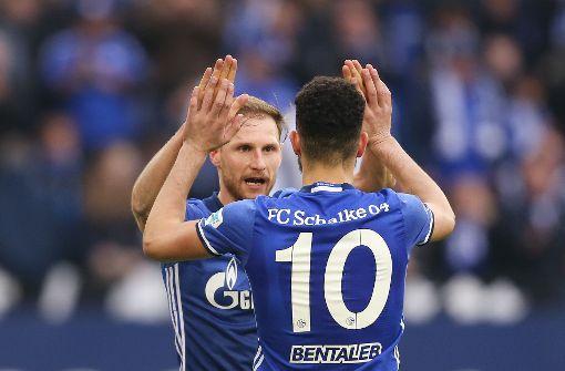 Schalke 04 siegt gegen schwache Augsburger