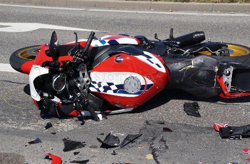 Motorradfahrer bei Crash getötet