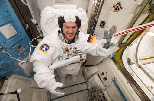 Alexander Gerst kommt heim - als Nächstes zum Mond?