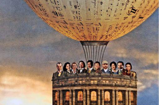 Die ganze Oper am Ballon