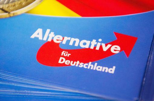 Strobl: AfD entwickelt sich in Richtung Rechtsextremismus