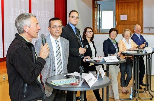 LKZ im Gespräch: Bosch, Bahn und Blechlawinen