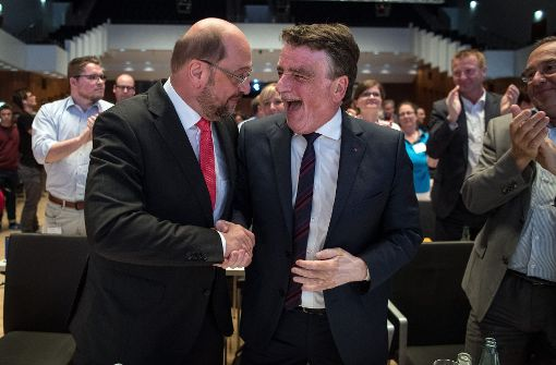 Genossen in NRW stehen wieder auf