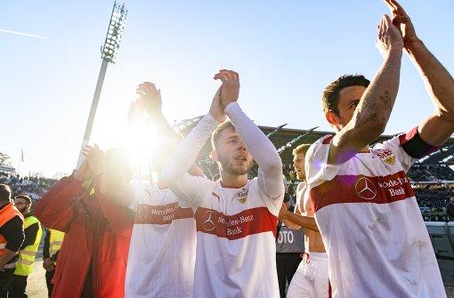 Die VfB-Profis in der Einzelkritik