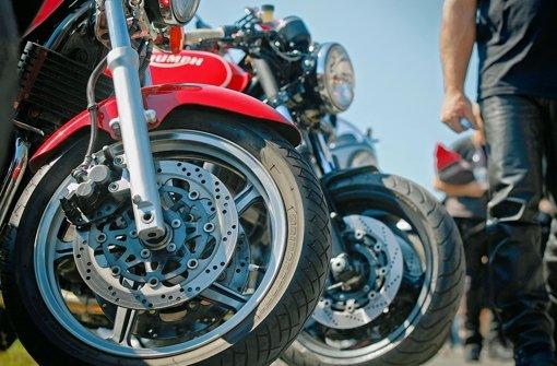 Biker-Treff am Glemseck: So schön der Motorrad-Sport sein mag – für viele ist er vor allem eine belastende Lärmquelle. Foto: Leif Piechowski