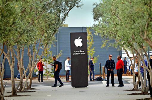Apple nutzt die Gunst der Stunde