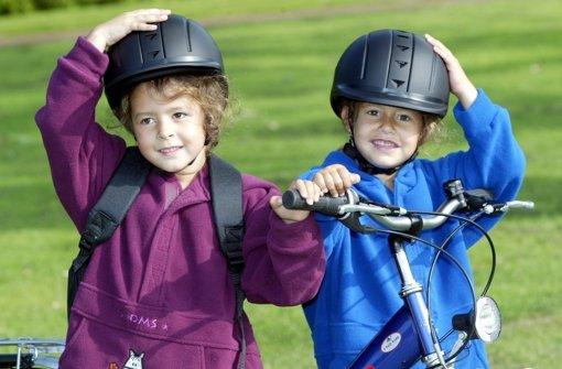 Nach dem Schulwegplan muss künftig jede Schule ab Klasse 5 einen Radschulwegplan erstellen – zum Verdruss mancher Rektoren. Foto: dapd